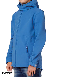 Børne Softshell jakker