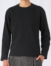 Open Hem Sweat