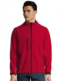 Men`s Softshell Jacket Relax